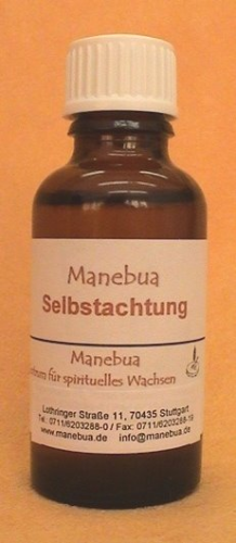 10. Selbstachtung 30 ml